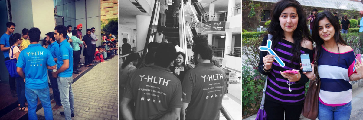 Yhlth marketing awareness camp
