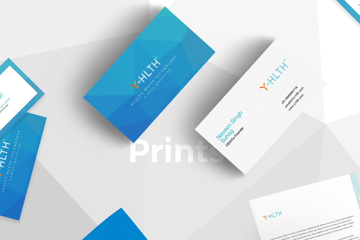 Yhlth branding concept