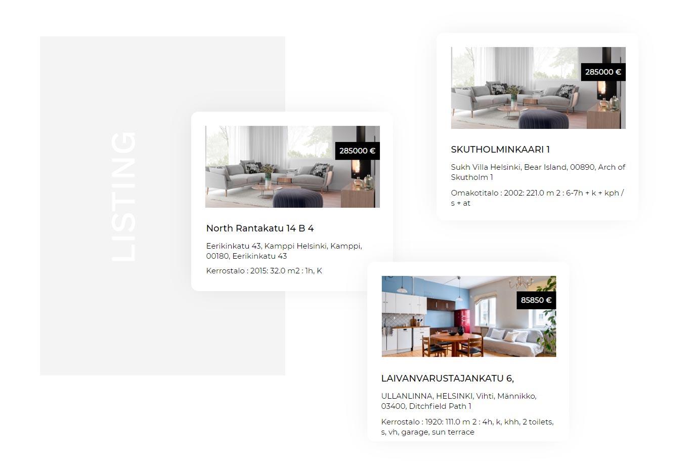 Flipkoti listing web designs
