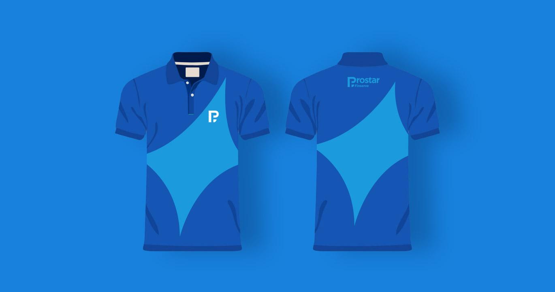 prostar branding Tshirt
