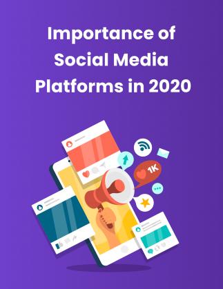 Importance of Social Media Platforms in 2020