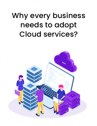 Why should companies adapt cloud services?